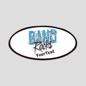 BAND Optional Text Patches