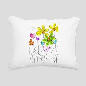 Nurse Practitioner Rectangular Canvas Pillow