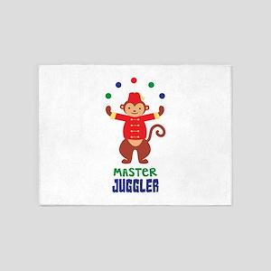 MASTER JUGGLER 5'x7'Area Rug