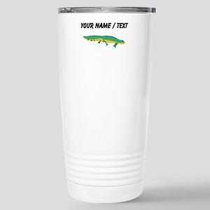 Custom Green Newt Mugs