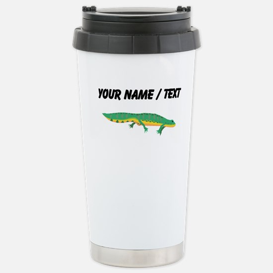Custom Green Newt Mugs