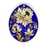 Ukrainian Egg - 13 - Ornament (Oval)