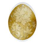 Ukrainian Egg - 19 - Ornament (Oval)