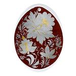 Ukrainian Egg - 31 - Ornament (Oval)