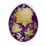 Ukrainian Egg - 39 - Ornament (Oval)