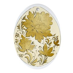 Ukrainian Egg - 22 - Ornament (Oval)