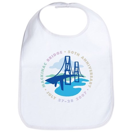 Mackinac Bridge Bib