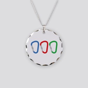 Carabiners Necklace