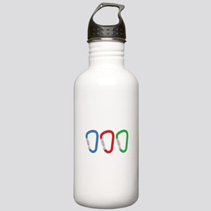 Carabiners Water Bottle