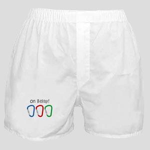 On Belay! Boxer Shorts