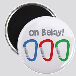 On Belay! Magnets