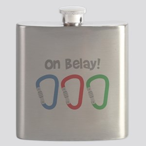 On Belay! Flask