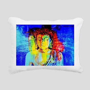 Lord Buddha Rectangular Canvas Pillow
