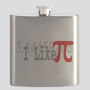 I Like Pi Geeky Flask