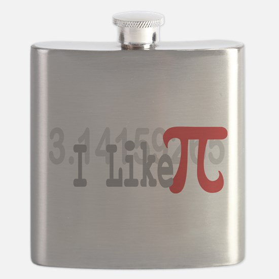 I Like Pi Geeky Flask