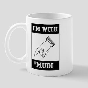 With the Mudi Mug