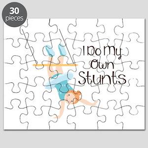I Do My Own Stunts Puzzle