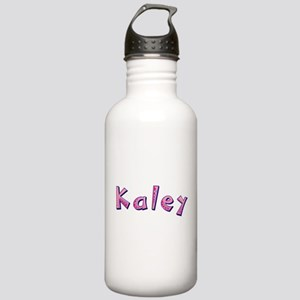 Kaley Pink Giraffe Water Bottle