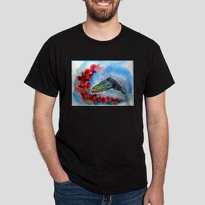 Hummingbird, bird art T-Shirt
