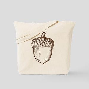 Acorn Tote Bag