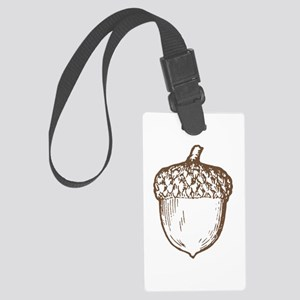 Acorn Large Luggage Tag