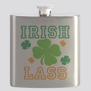 Irish Lass Flask