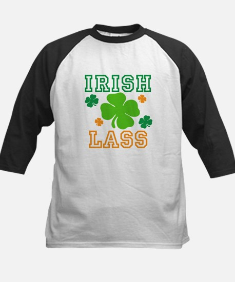 Irish Lass Baseball Jersey