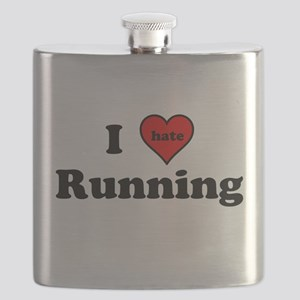 I Heart (hate) Running Flask
