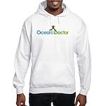 Ocean Doctor Penguin Logo Hoodie
