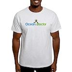 Ocean Doctor Penguin Logo T-Shirt