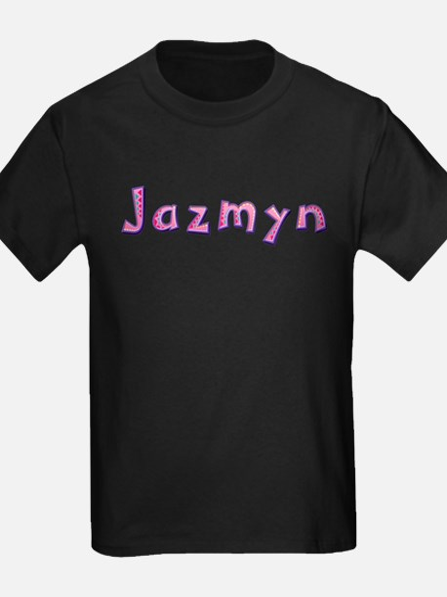 Jazmyn Pink Giraffe T-Shirt