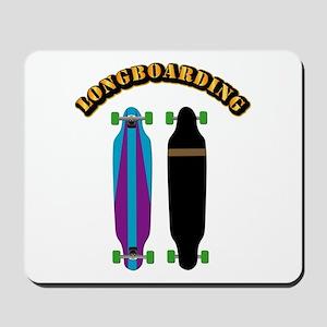 Longboard - Longboarding Mousepad