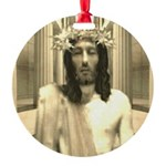 The Trial Of Jesus Ornament