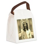 The Trial Of Jesus Canvas Lunch Bag