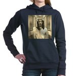The Trial Of Jesus Hooded Sweatshirt