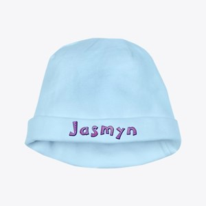 Jasmyn Pink Giraffe baby hat
