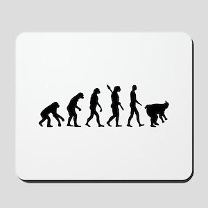 Evolution sumo wrestling Mousepad