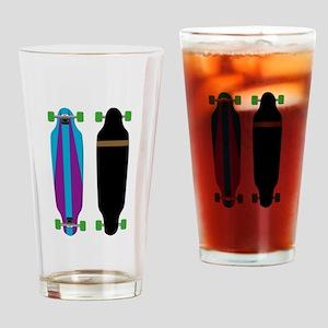 Longboard - Longboarding - No Txt Drinking Glass