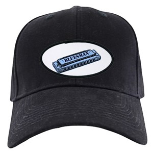 Bluesy Blues Band Bluesman Hats - CafePress 1f0013fca54