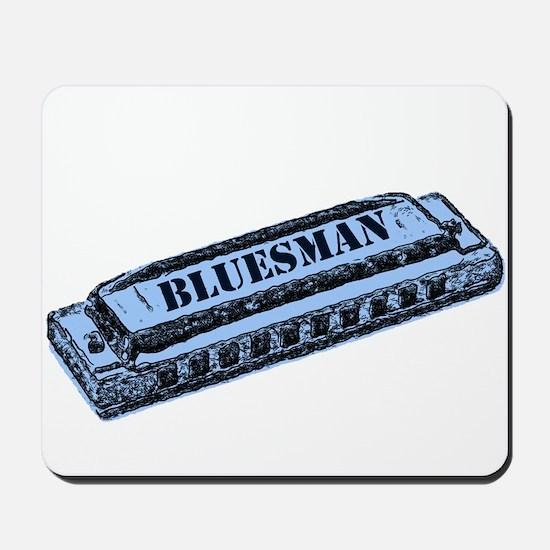 Bluesman Mousepad