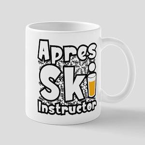Apres Ski Instructor Mug