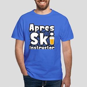 Apres Ski Instructor Dark T-Shirt