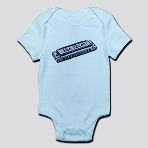 The Blues Harp Infant Bodysuit