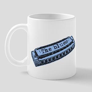 The Blues Harp Mug
