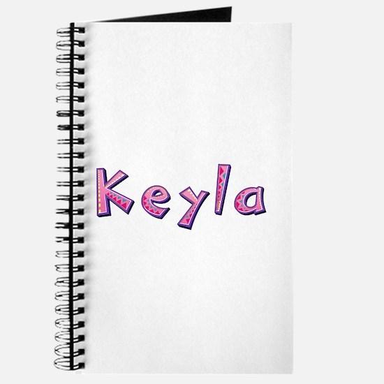 Keyla Pink Giraffe Journal