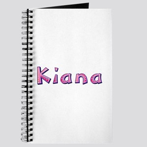 Kiana Pink Giraffe Journal