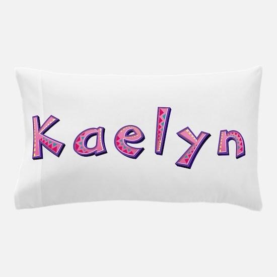 Kaelyn Pink Giraffe Pillow Case