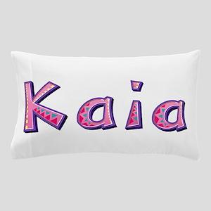 Kaia Pink Giraffe Pillow Case