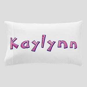 Kaylynn Pink Giraffe Pillow Case