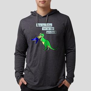 Funny Coffee Humor Long Sleeve T-Shirt